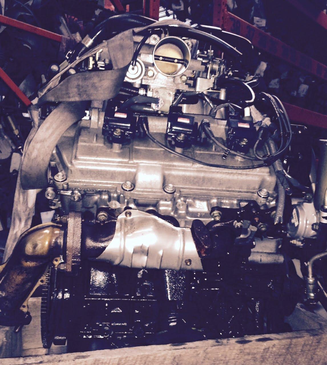 Toyota Tacoma 3 4l Engine 1995 2004 A Amp A Auto Amp Truck Llc