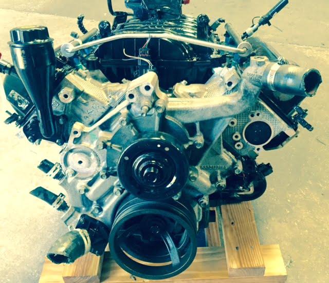 2010 Buick Lacrosse For Sale >> Dodge Ram Pickup –Durango – Dakota – Jeep Liberty Engine 3 ...