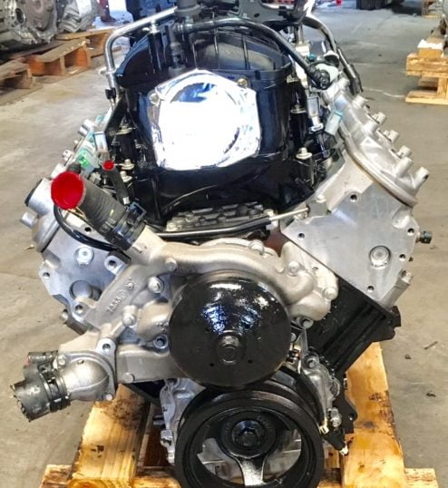 Avalanche Truck 2016 >> Chevrolet Silverado 1500 – GMC Sierra 1500 – Tahoe – Yukon – Avalanche Vin 0 or J Engine 5.3L ...