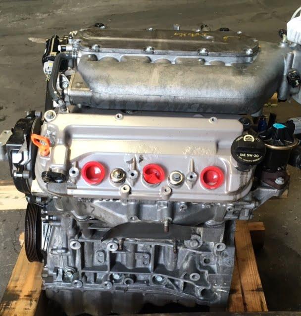 Honda Odyssey Ex Lx Dx 3 5l Fwd Engine 2005 2006 2007 2008 2009 2010 A Amp A Auto Amp Truck Llc