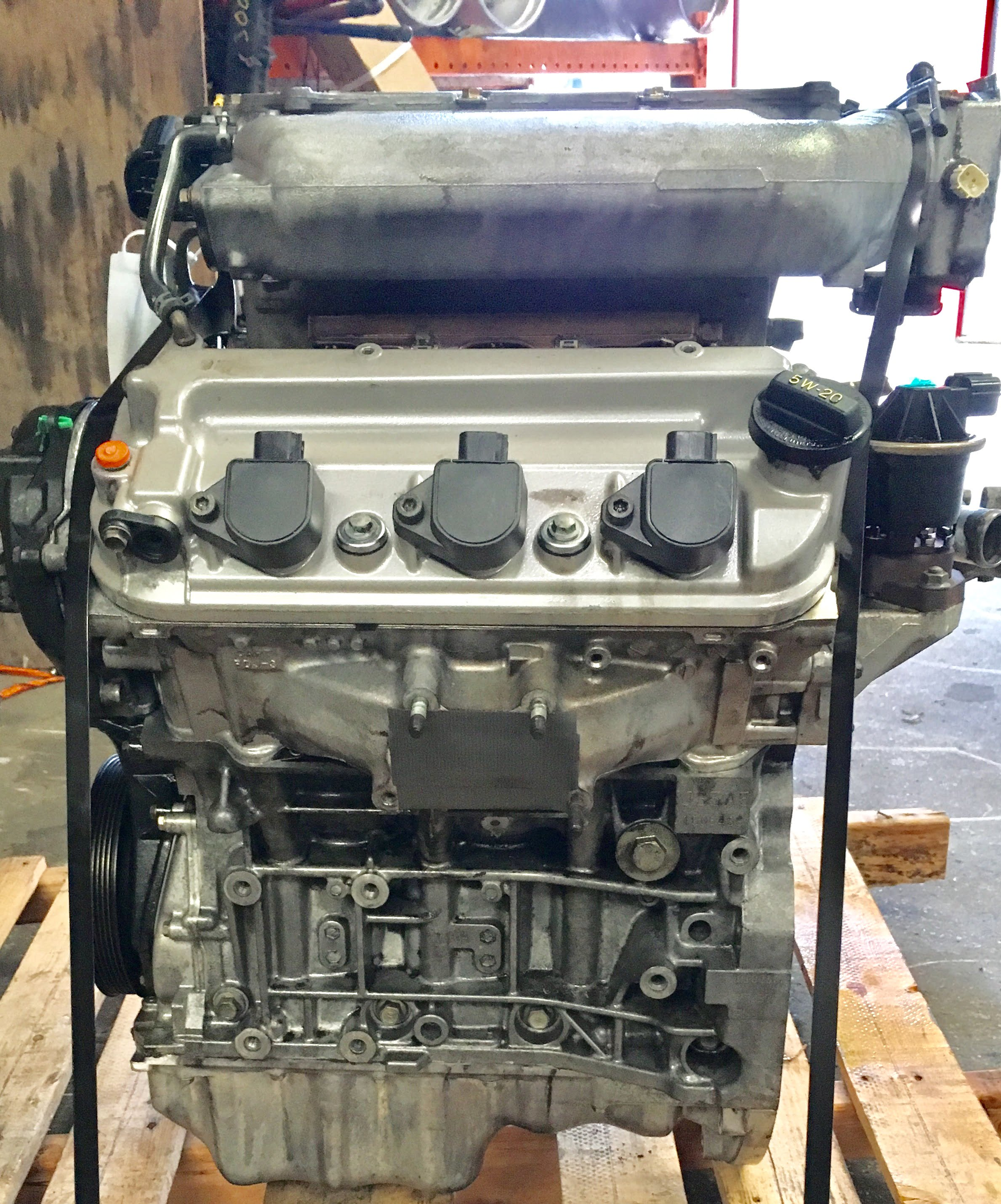 ACURA MDX 3.5L ENGINE 2003 – 2006