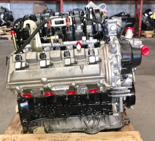 05 Toyota Tundra: TOYOTA TUNDRA SEQUOIA 4.7L ENGINE 2005 2006 2007 2008 2009