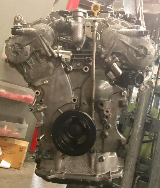2010 Infiniti Ex Transmission: Nissan 350Z Infinity G35 EX35 FX35 M35 3.5L Engine 2007