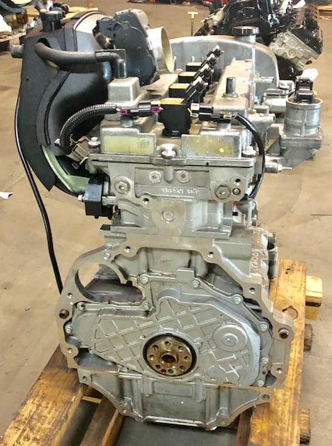 Hyundai Sonata Parts >> Chevrolet Colorado GMC Canyon Isuzu I-290 2.9L Engine 2008 2009 2010 2011 2012 | A & A Auto ...