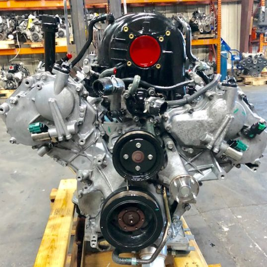 Nissan Armada Pathfinder Titan 5.6L Engine 2010 2011 2012