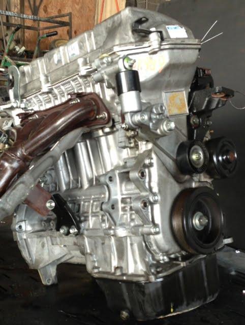 Toyota Corolla / Chevrolet Prizm Engine 1.8L 2000 – 2002 ...