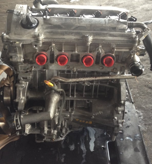 Toyota Camry Engine 2 4l 2002  U2013 2003