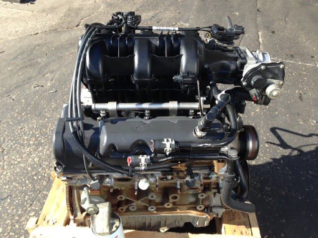 Ford Ranger Engine 4 0l 2007 2008 2009 2010 2011 A Amp A
