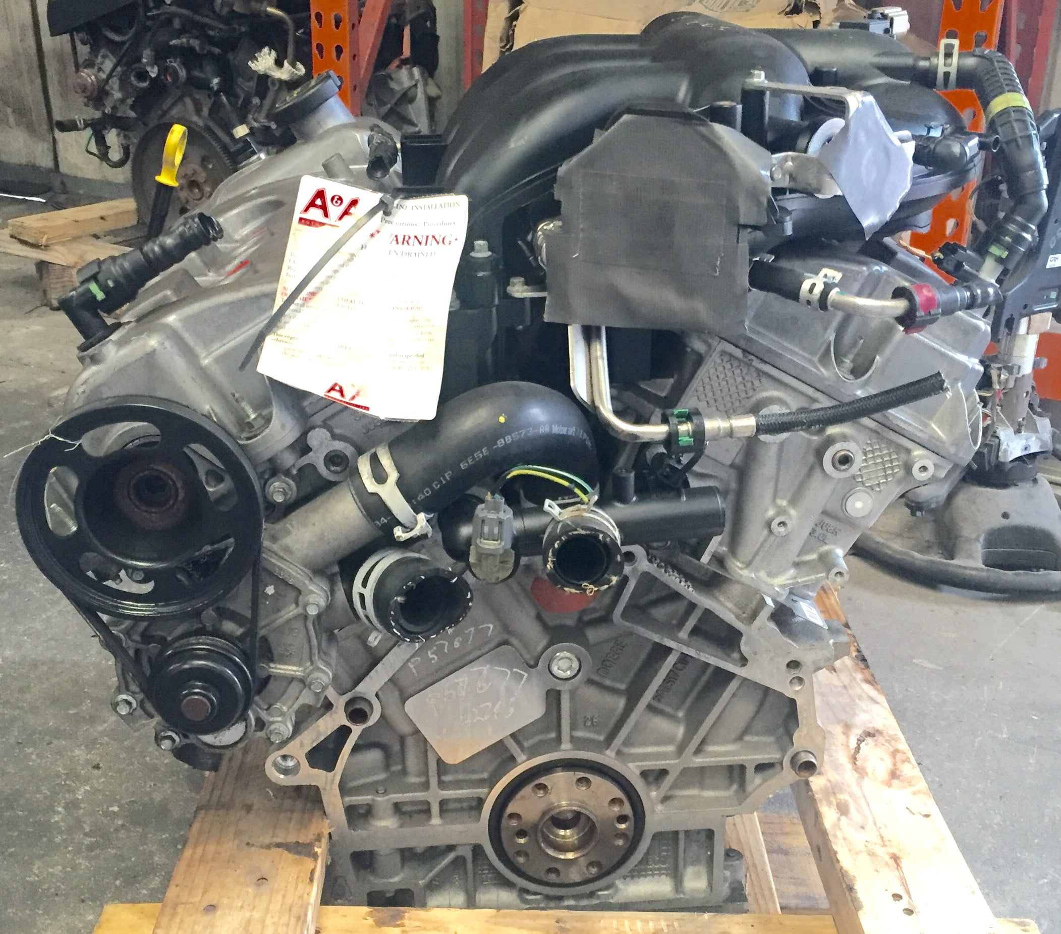 Ford 2 3 Engine Review: Mazda 6 Engine 3.0L 2003 – 2004