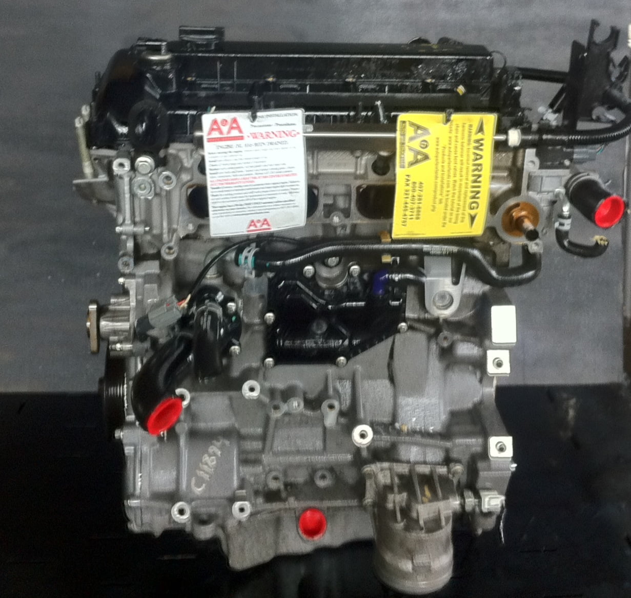 Mazda 5 Engine 23l 2006 2007 A Auto Truck Llc 3 Fuse Box Diagram This