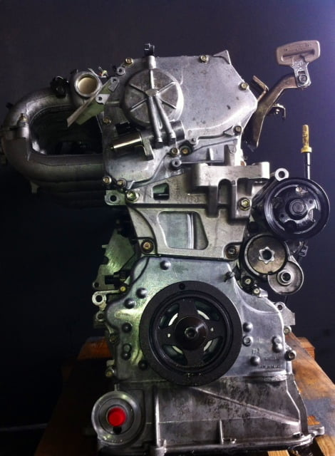Auto Parts Interchange >> Nissan Altima / Nissan Sentra Engine 2.5L 2002 – 2006 | A ...