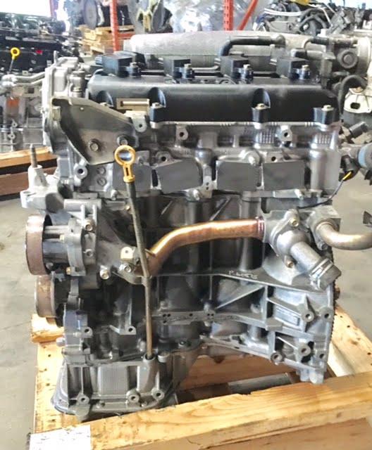 Nissan Altima / Nissan Sentra Engine 2 5L 2002 - 2006