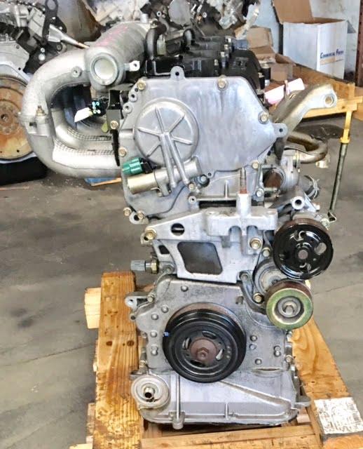 Nissan Altima    Nissan Sentra Engine 2 5l 2002  U2013 2006