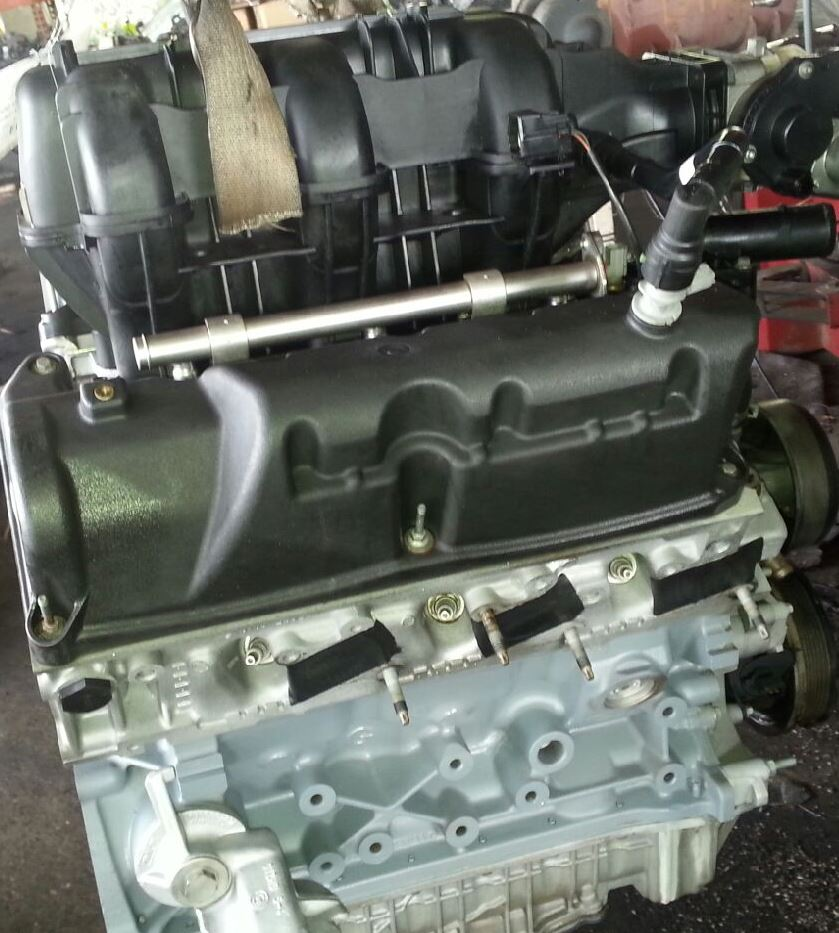 Ford Explorer Mercury Mountaineer Ford Ranger Engine 4