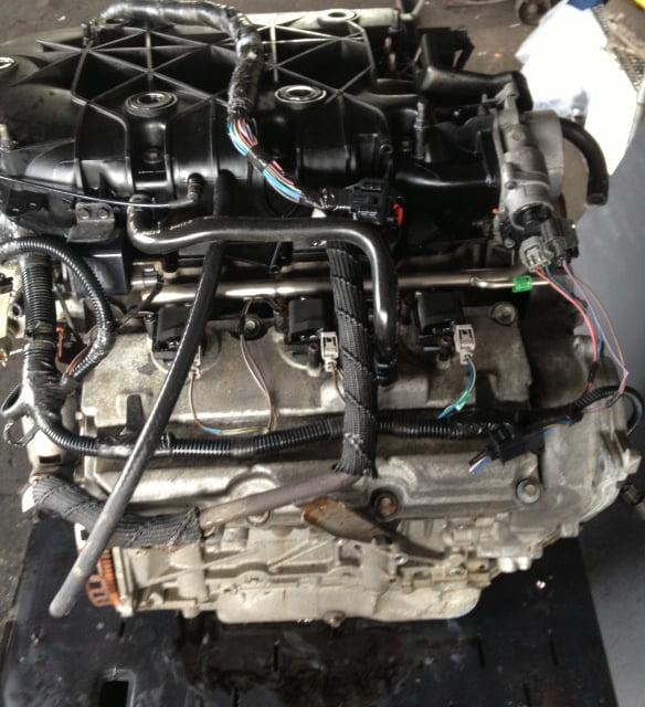 Ford F250    F350   F450    F550 Engine 6 0l Diesel 2005 2006 2007