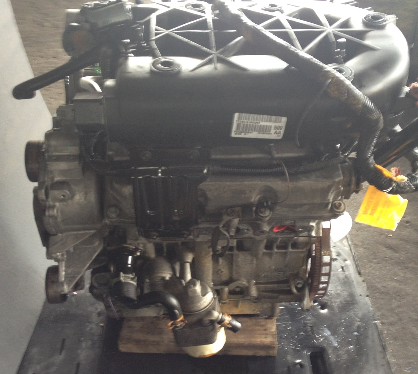 Chrysler Pacifica Engine 3 5l 2004 A Amp A Auto Amp Truck Llc