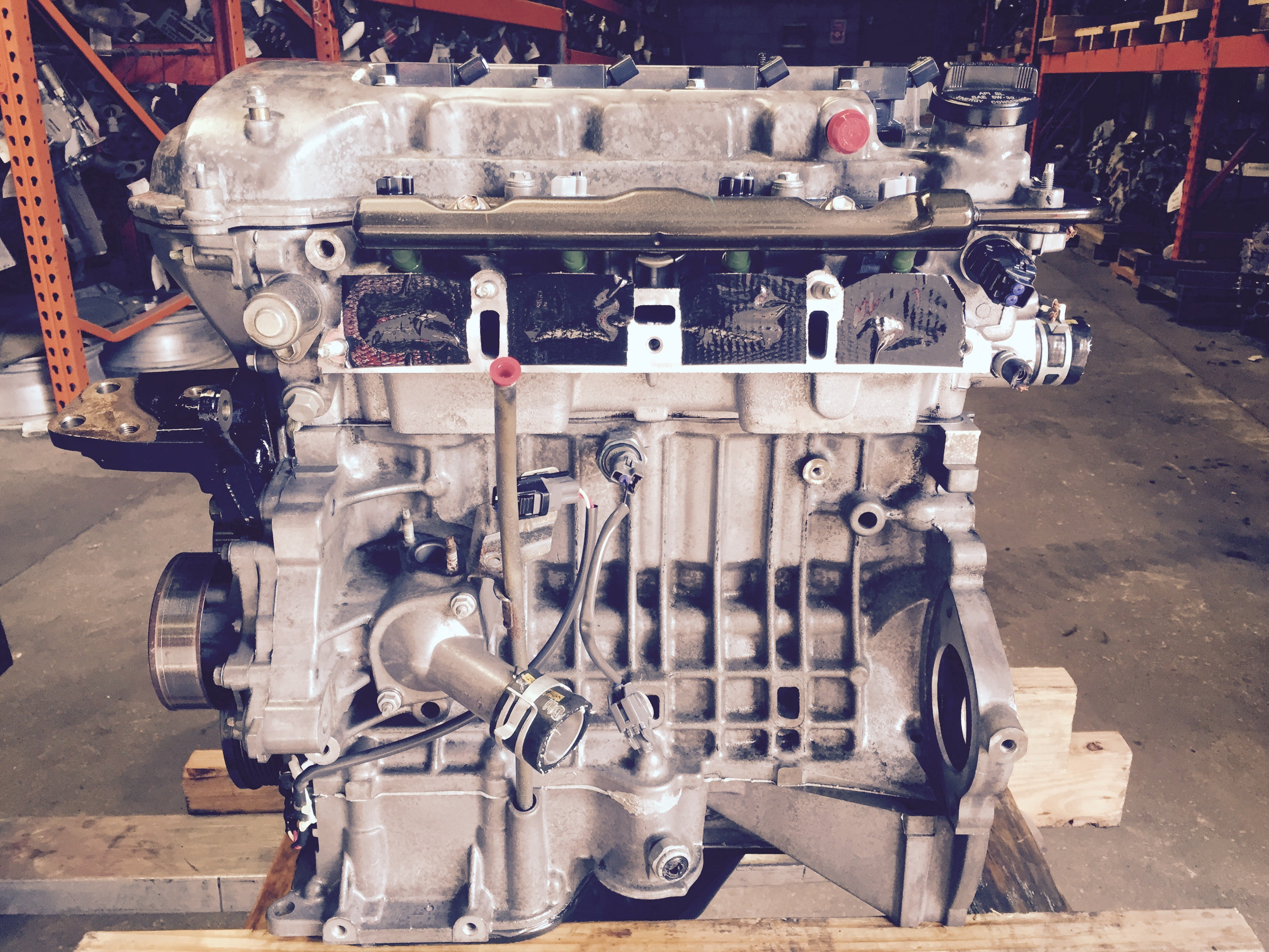 Toyota Celica GT Engine 18L 2000 2001 2002 2003 2004 2005