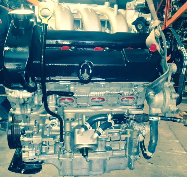 2004 Mazda Tribute Water Pump Replacement
