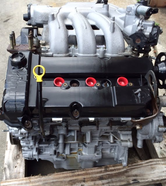 A A Auto Truck Llc: Ford Escape Engine 3.0L 2001 2002 2003 2004