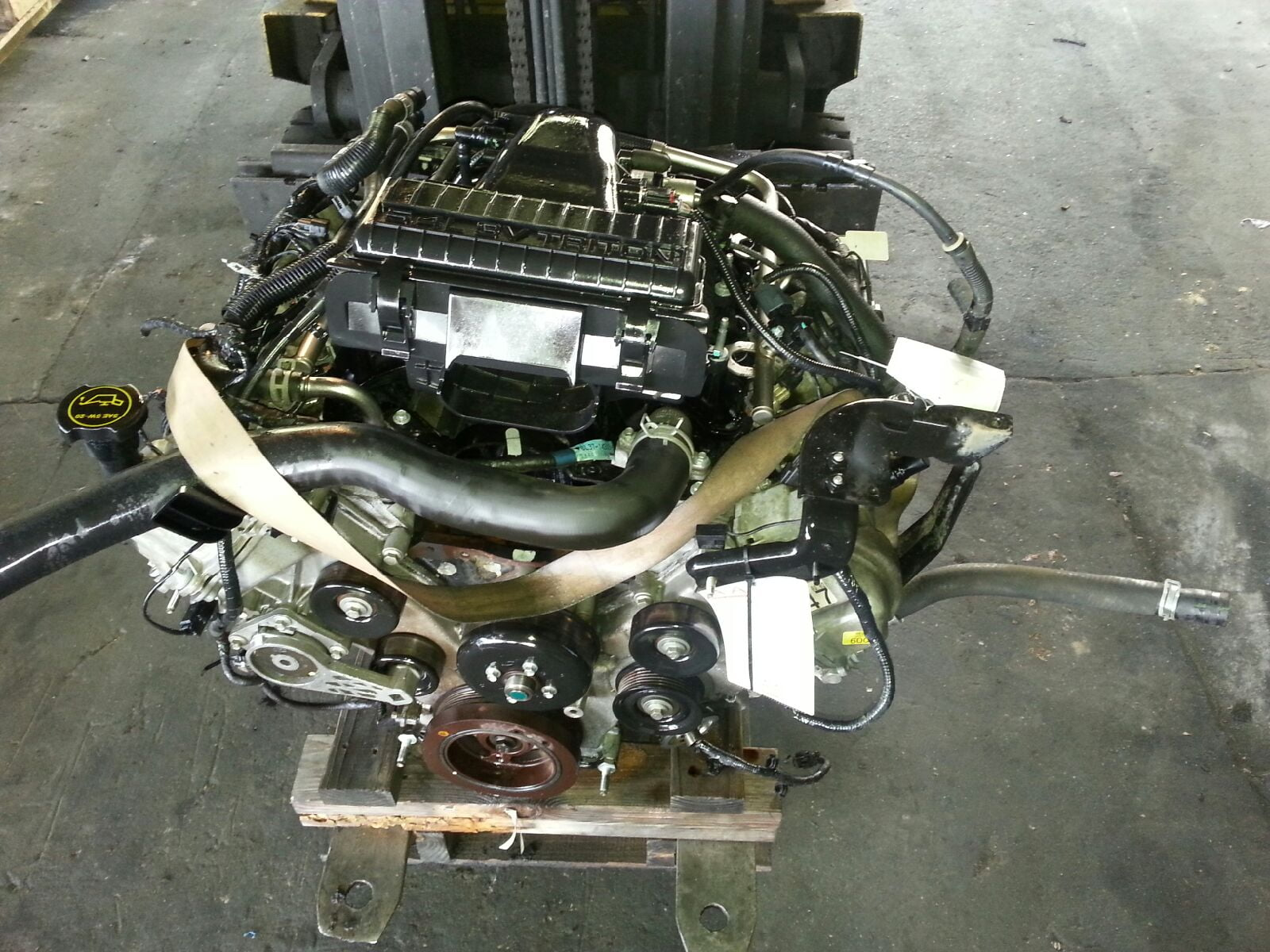 Ford F150 F250 F350 F450 Expedition Engine 5 4l 3v 2004