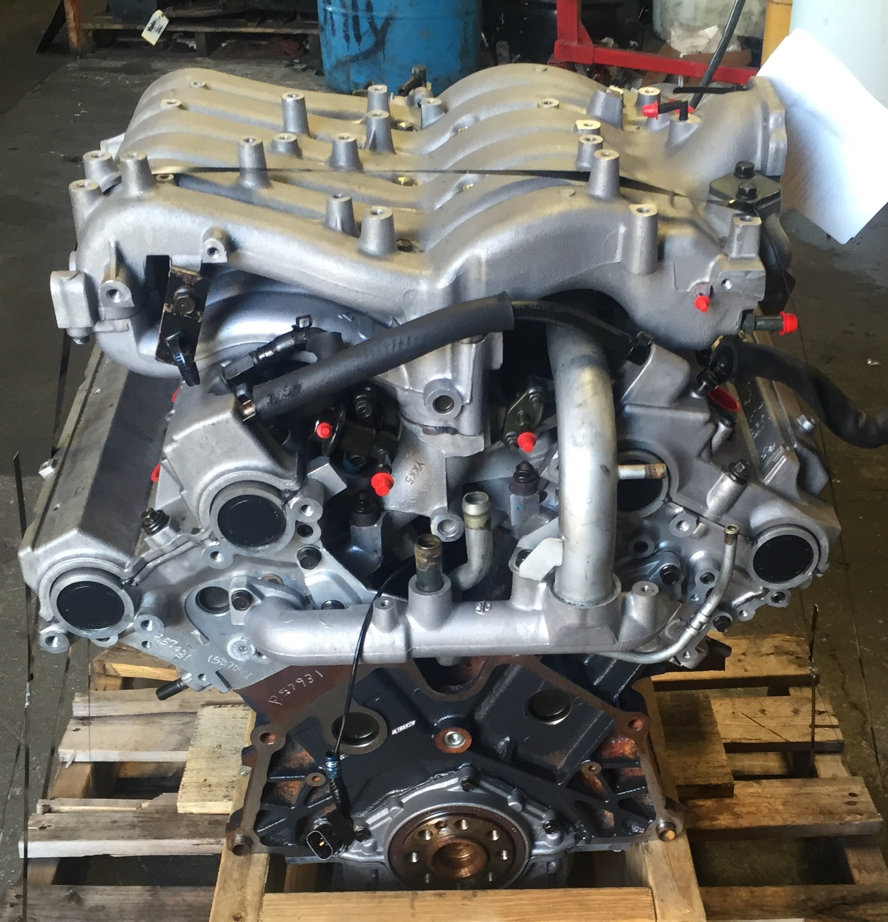 Kia Sorento Engine 3 5l 2003  U2013 2006
