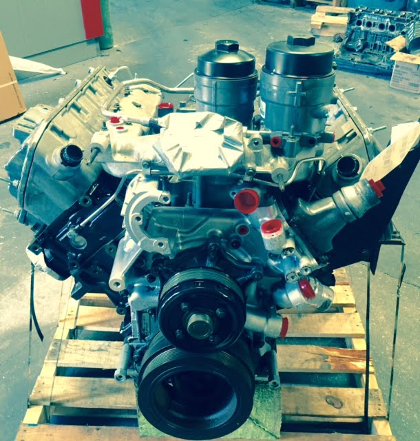 Ford F250    F350    F450    F550 6 4l Diesel Engine 2008