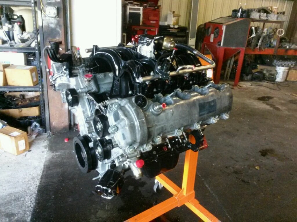 Ford F150 F250 F350 F450 Expedition Engine 5 4l 3v 2004