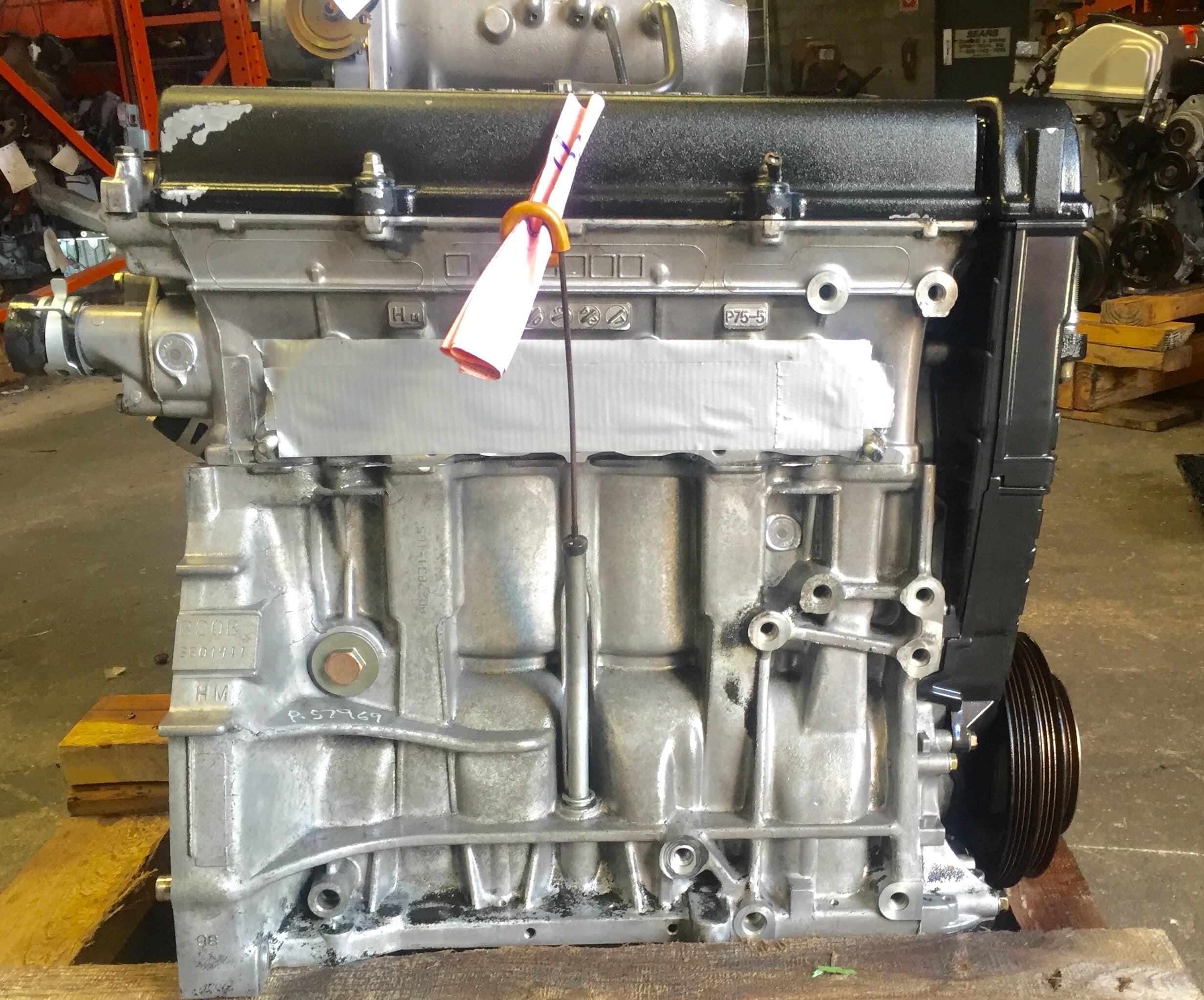 Honda crv engine 1997 2001 a a auto truck llc for Honda crv engine size