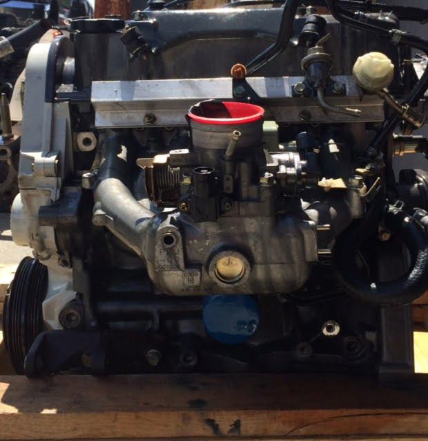 A A Auto Truck Llc: Honda Civic 1.6L Base Model Engine 1996 – 2000