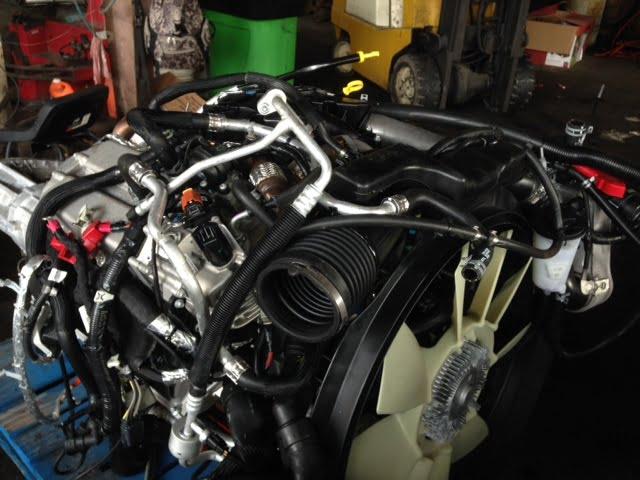 Photo on Dodge Dakota Engine Parts