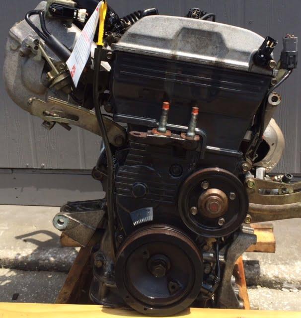 Mazda Protege 1 8l Engine 1999  U2013 2000