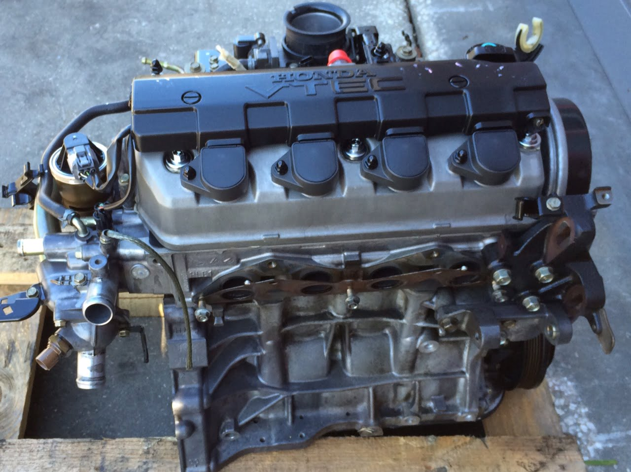 Honda Civic Engine Sohc 1 7l V Tec 2001 2005 A Amp A