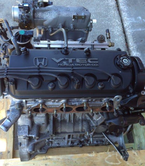 Honda Accord Engine Sohc 2 2l 2 3l Jdm Replacement 1994