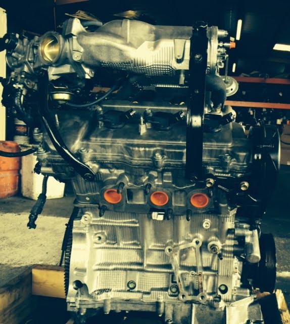 2002 Toyota Highlander For Sale: Toyota Highlander 3.3L 2WD Engine 2004 – 2007