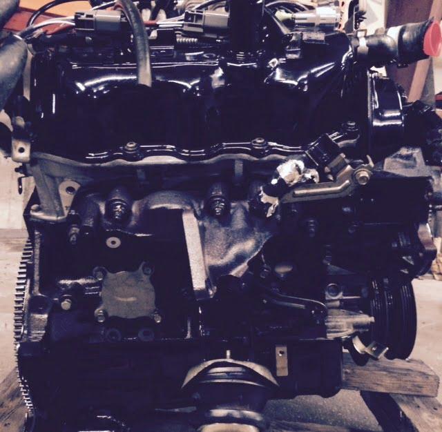 A A Auto Truck Llc: Nissan XTERRA 3.3L Engine 2000 – 2004