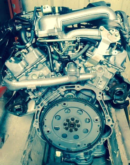 Nissan Pathfinder 3 5l Engine 2001 2004 A Amp A Auto Amp Truck Llc