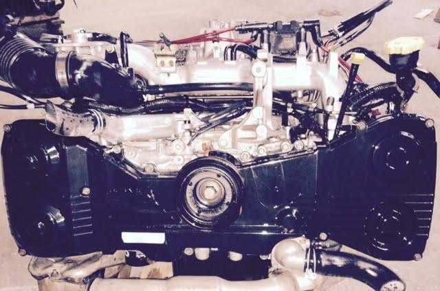Subaru Forester Baja Engine 2 5l Turbo 2004 2005 2006 A A Auto