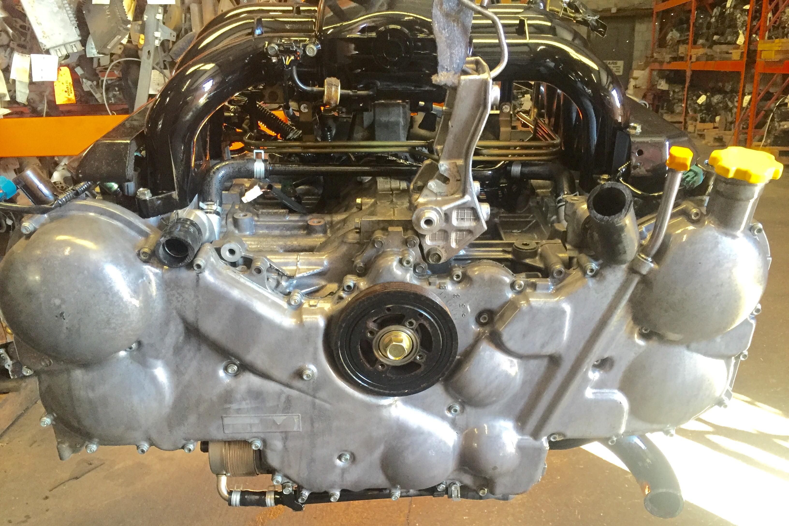 Subaru Legacy Outback Tribeca Engine 3 0L 2005 - 2009