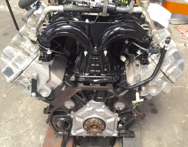 Ford F150 Expedition Navigator Engine 5 4l 3v 2009 2010