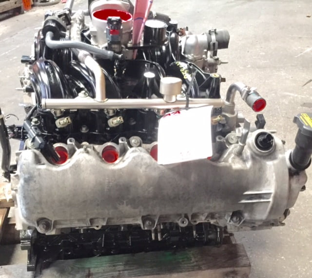 Used 2010 Ford F150: FORD F150 EXPEDITION NAVIGATOR ENGINE 5.4L 3V 2009 2010