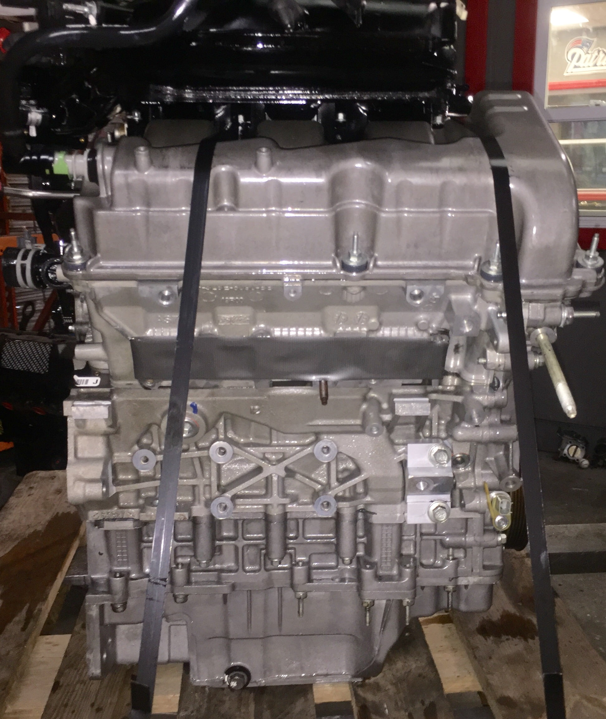 Ford Escape Mazda Tribute Engine 3.0L 2005 – 2006