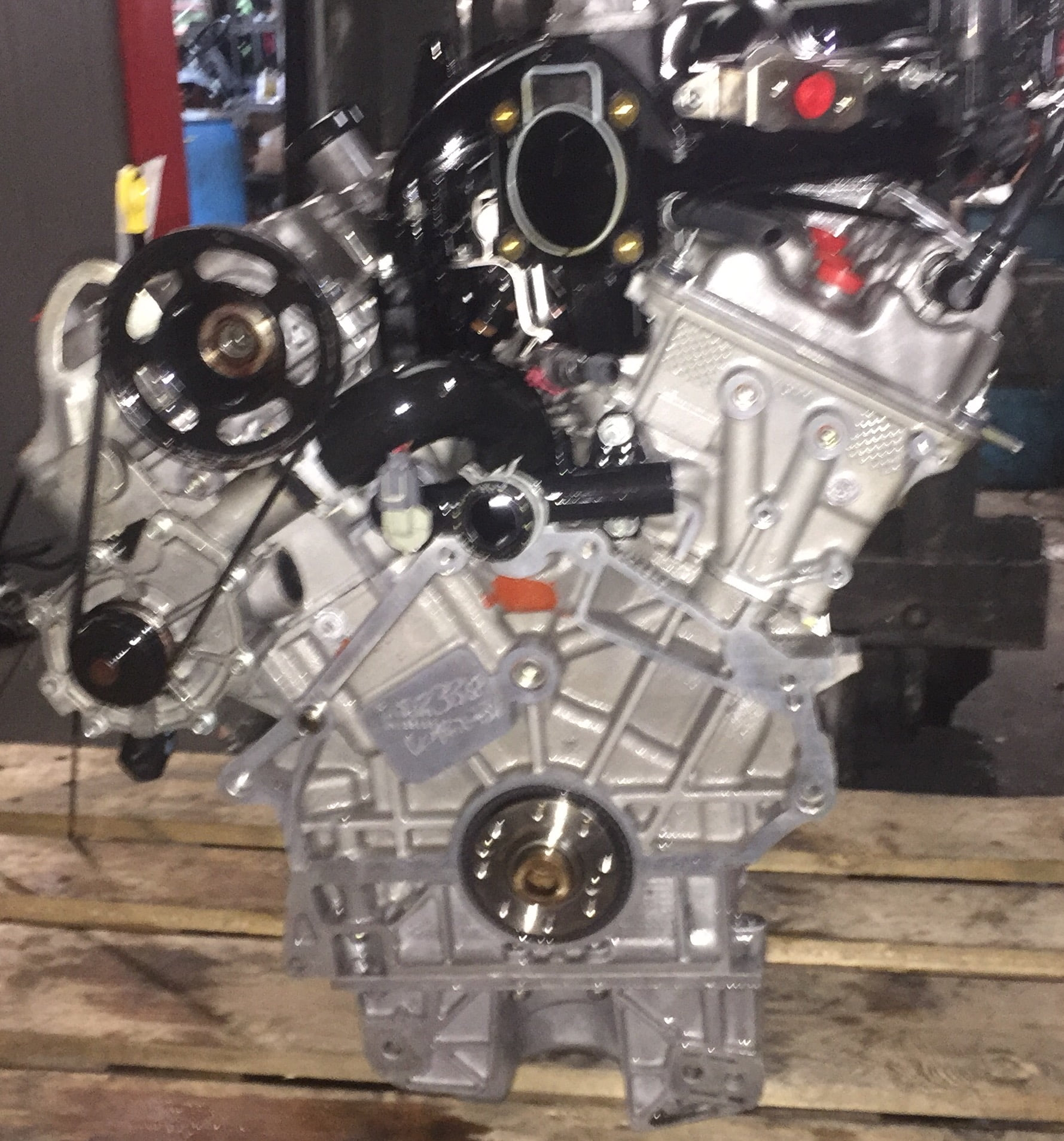 2008 Cadillac Escalade Ext Camshaft: Ford Escape Mazda Tribute Engine 3.0L 2005 – 2006