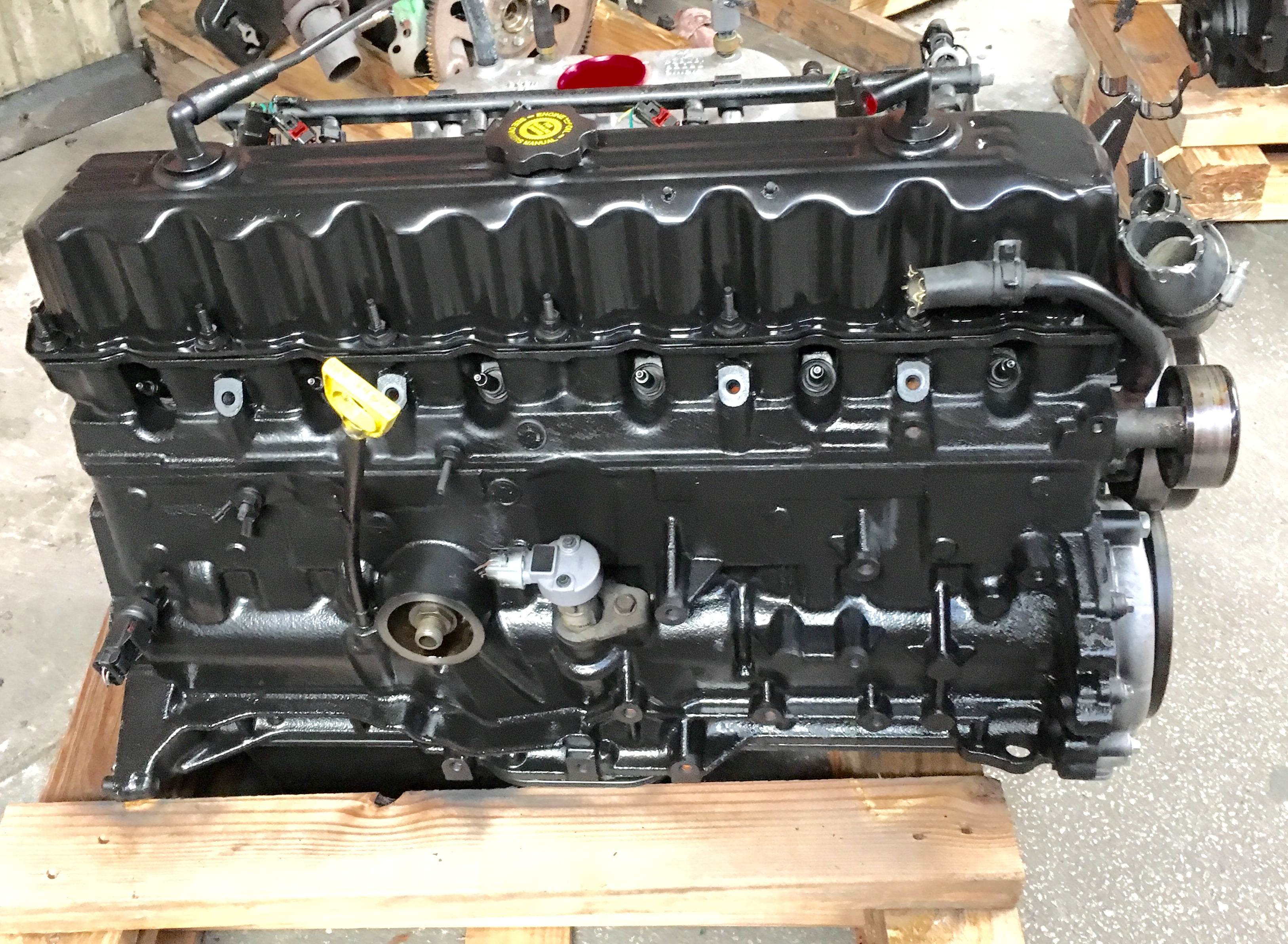 Jeep Grand Cherokee – Wrangler Engine 4.0L 1999 200 2001 2002 2003