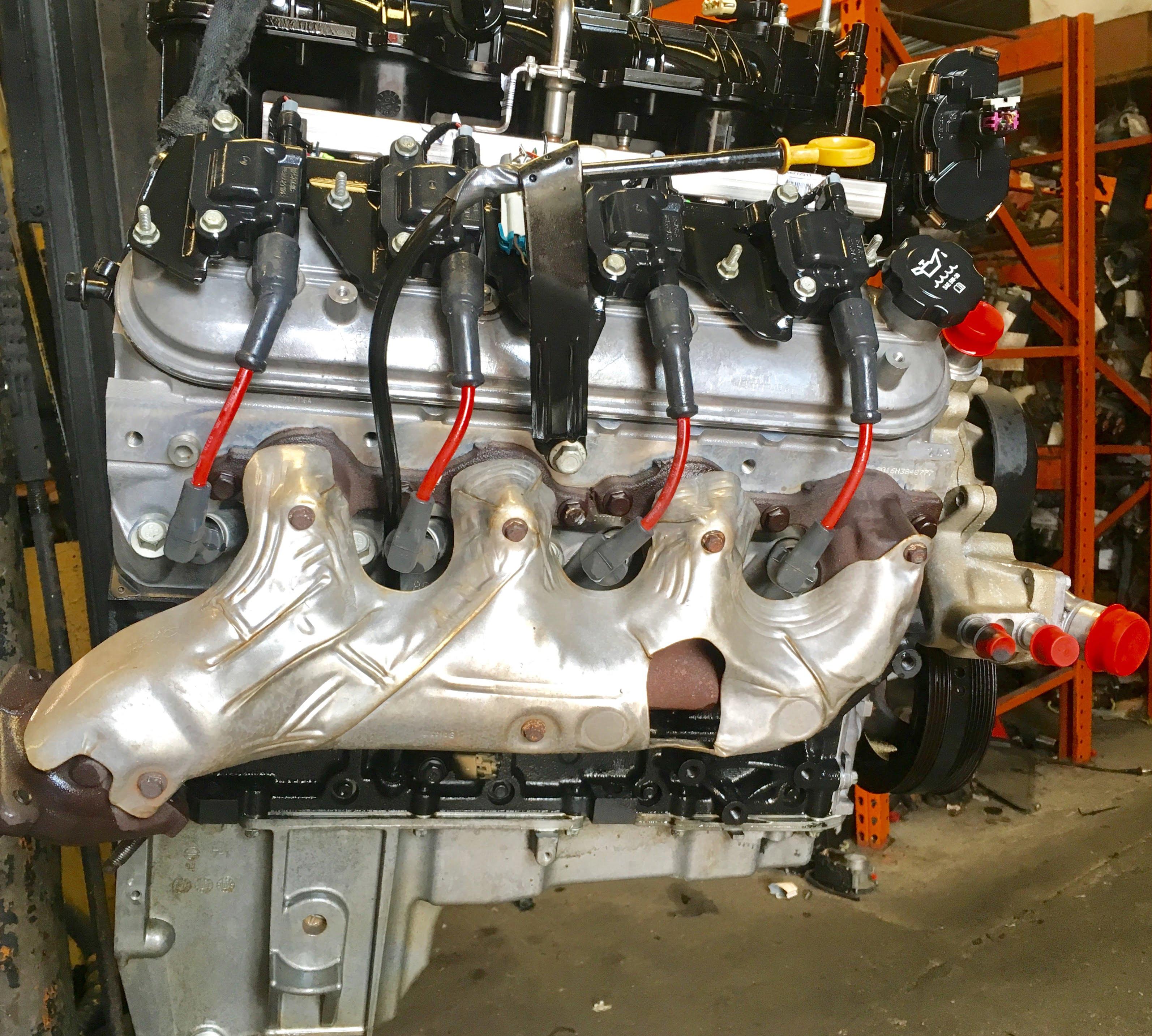 2004 Buick Rainier For Sale: Trailblazer Envoy Ascender Rainier 9-7X 5.3L Engine 2006