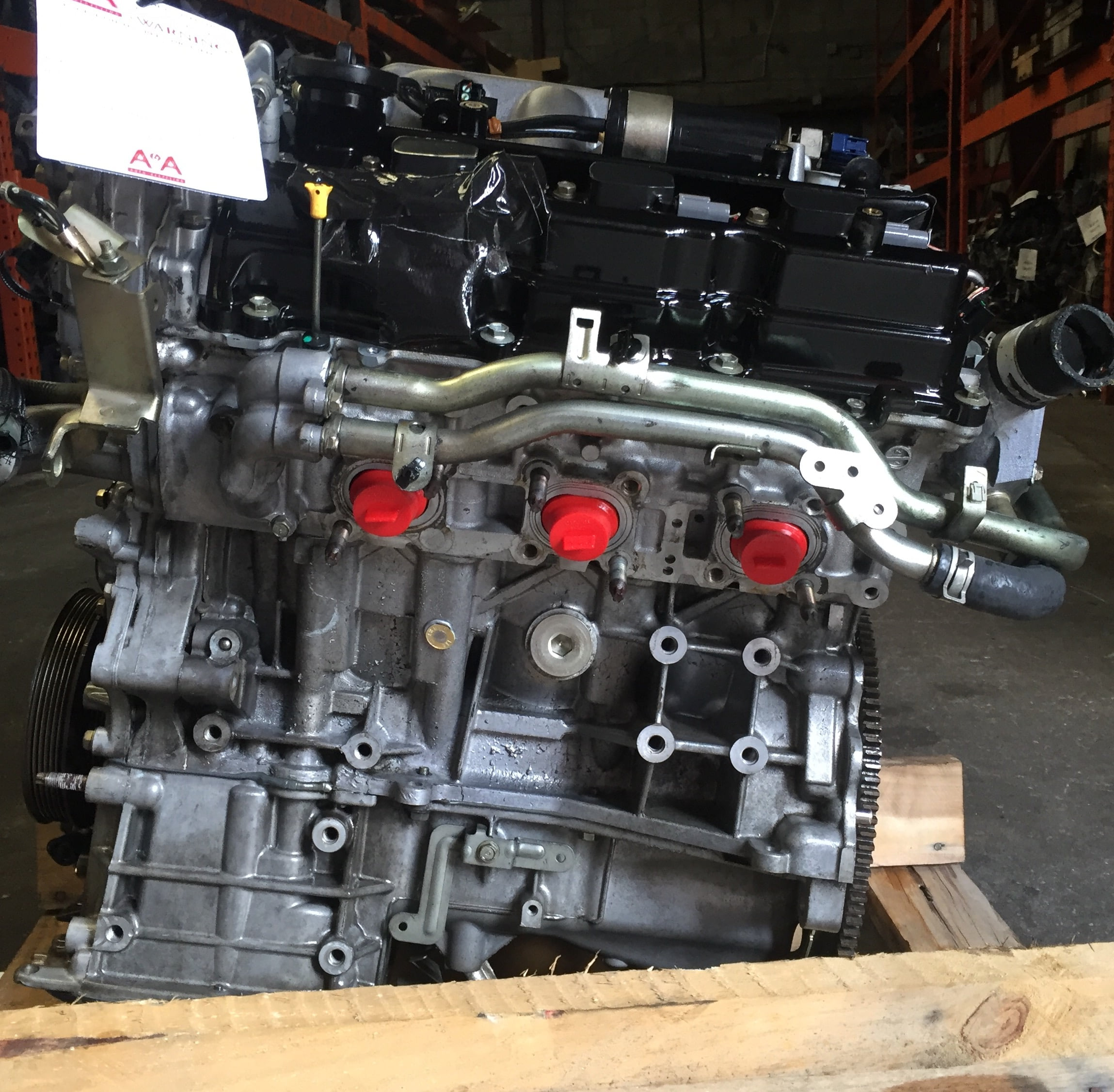 Nissan Murano Fwd Engine 3 5l 2003 2004 A Amp A Auto