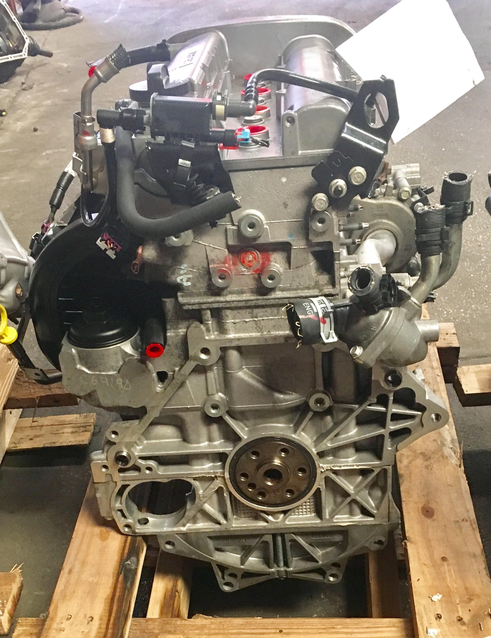 Chevrolet Cobalt Malibu    HHR    Saturn Ion Pontiac G5    Engine       2