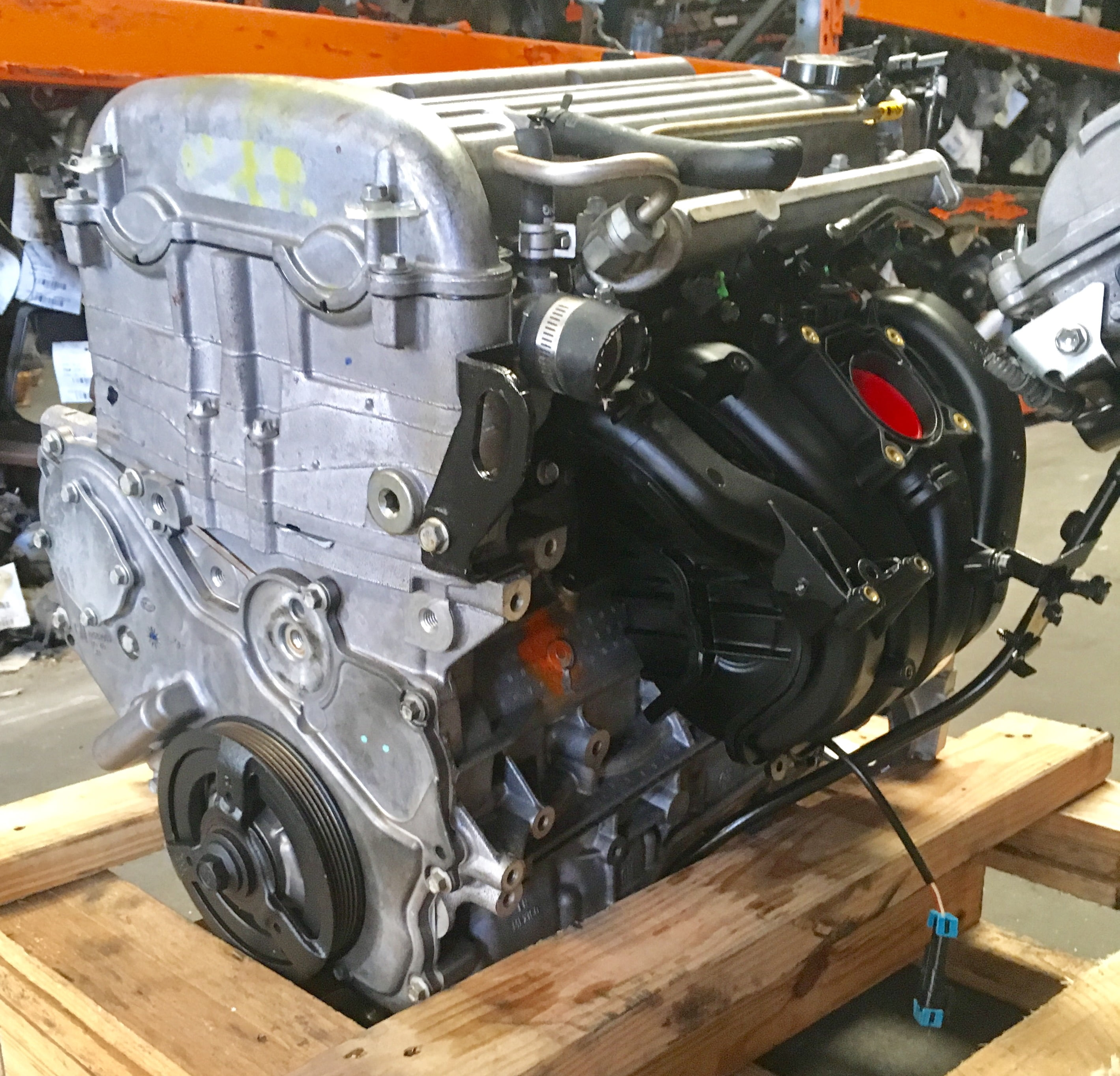 2007 chevy hhr engine replacement