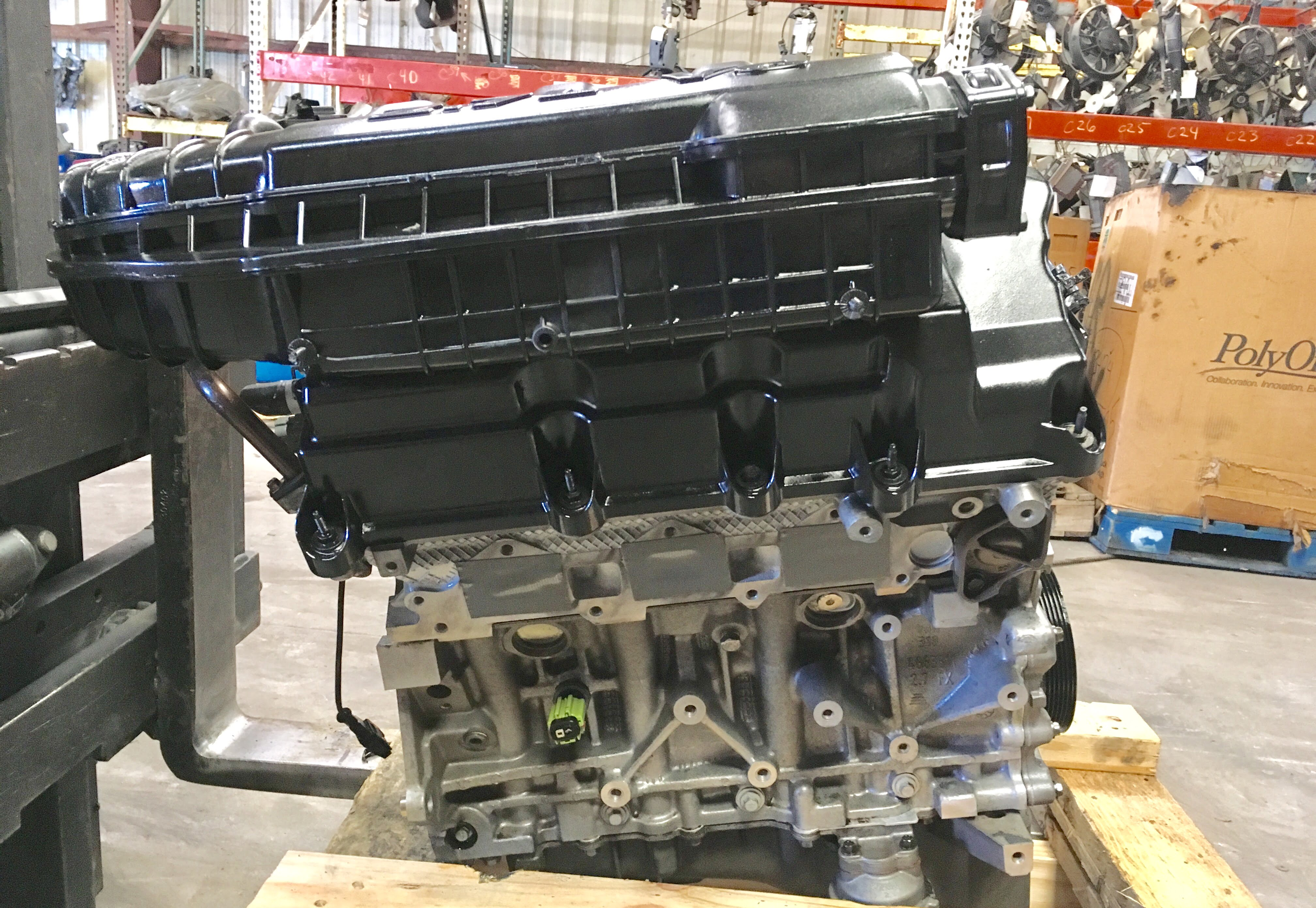 Dodge Charger Magnum Chrysler 300 2 7l Engine 2006