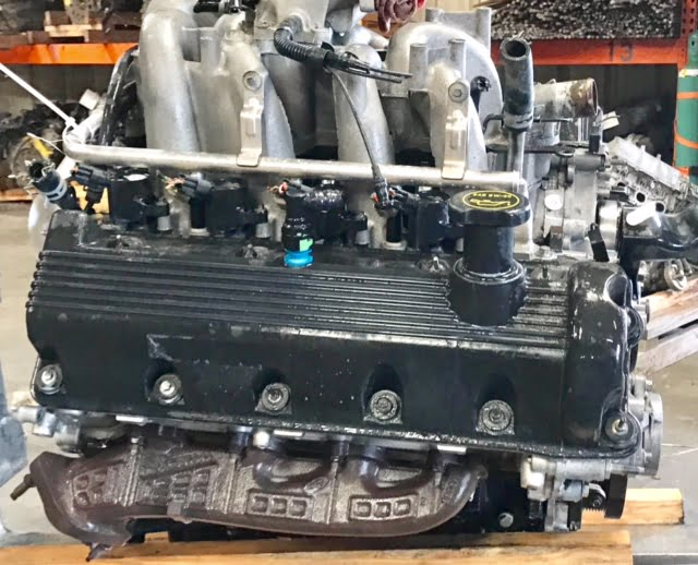 Ford F150 4 6l Engine 2004 2009 Vin W Romeo A Amp A Auto