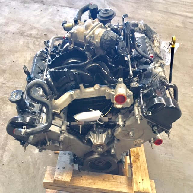 Ford F150 F250 F350 EXCURSION 5.4L ENGINE 2002 2003 2004 ...